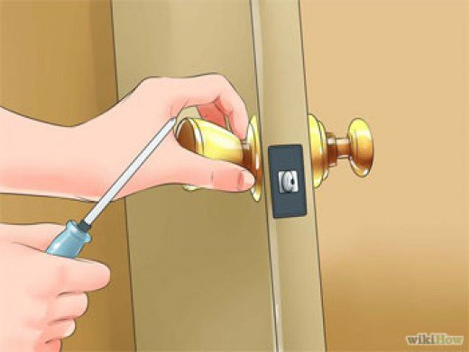 how to rekey a lock